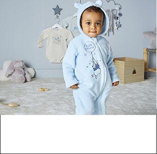 Habit bébé 3-24 mois