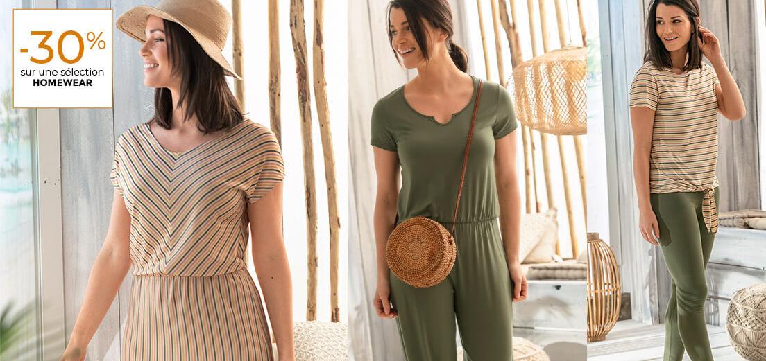 -30% sélection d'homewear