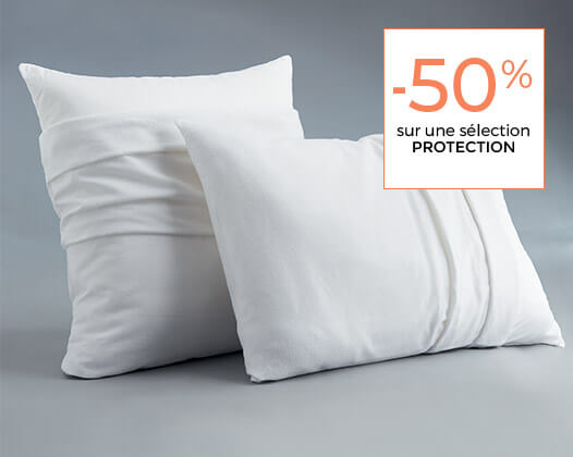 -50% sélection protection