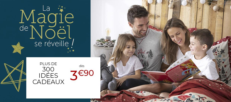 plus de 300 idées cadeaux dès 3€90