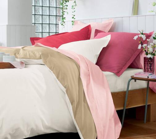 Une sélection de linge de lit !