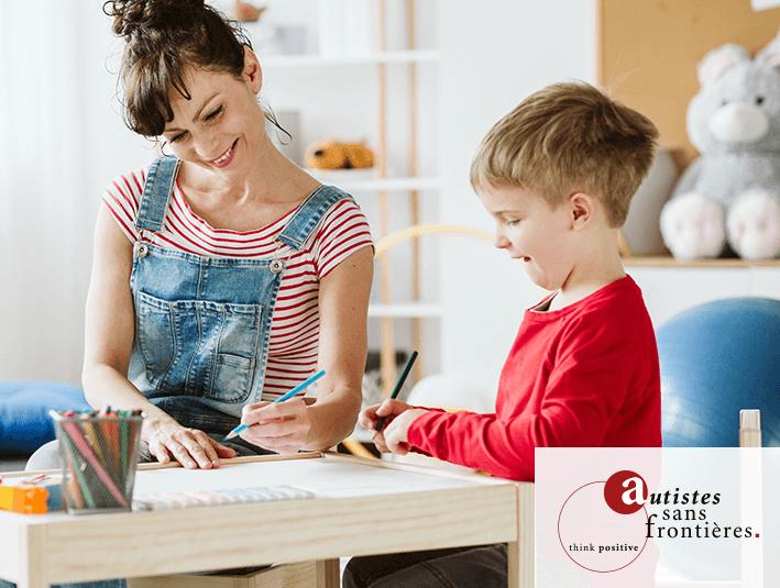 Soutien à l'intégration des enfants autistes