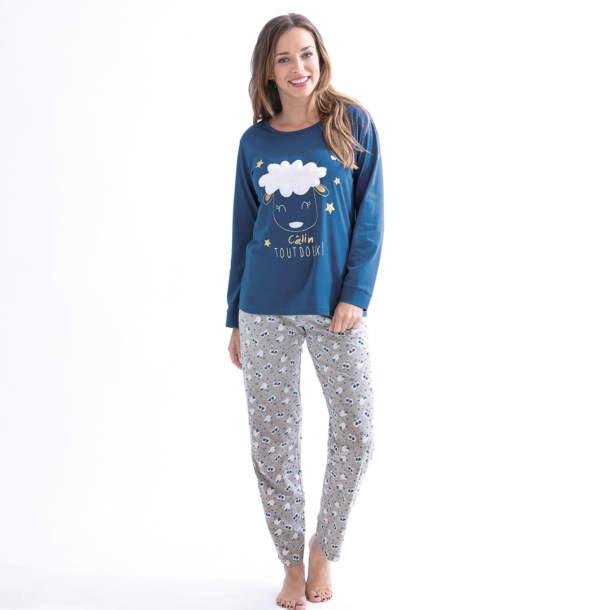 Pyjama - 1, 2, 3 sommeil