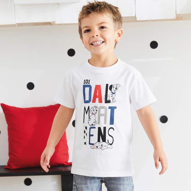 T-shirt - 101 dalmatiens