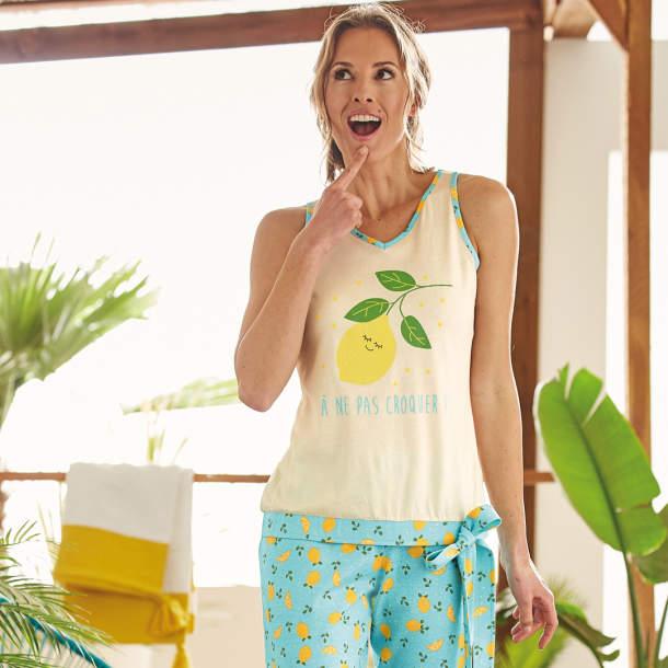 Pyjama - A ne pas croquer