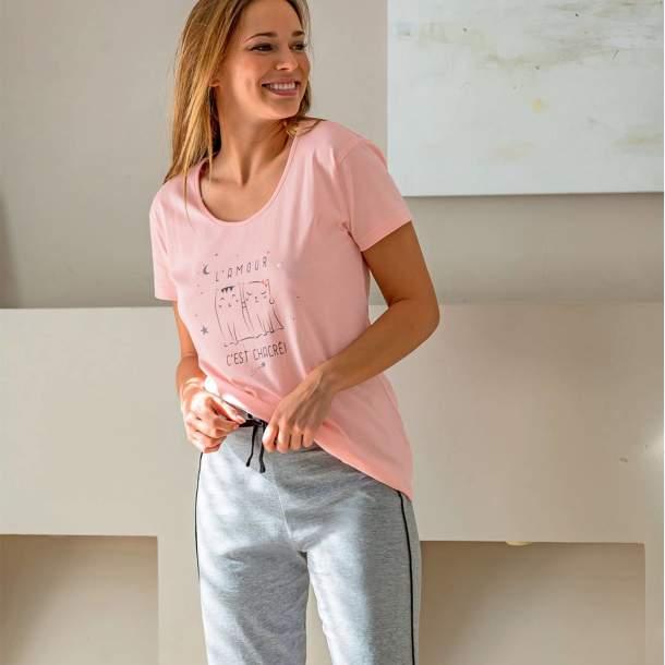 Pyjama - Amour Chacré