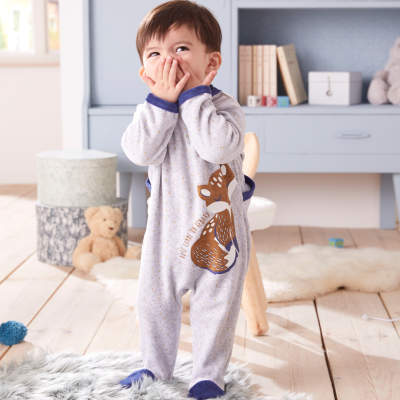 Pyjama pour bébé 3 à 24 mois