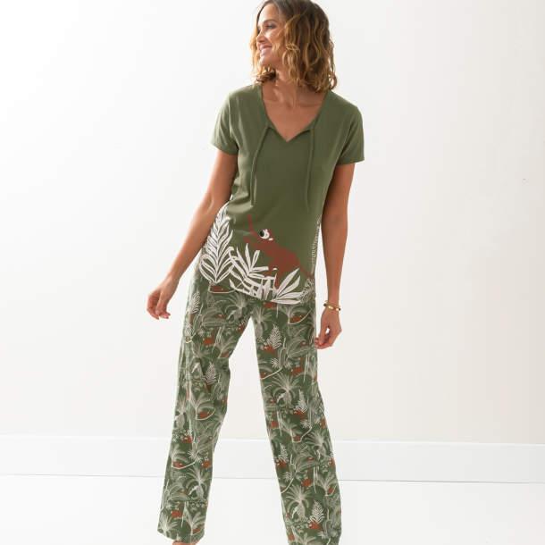 Pyjama - Au coeur de Manaus