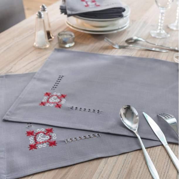 2 Sets de table - Au coeur des étoiles