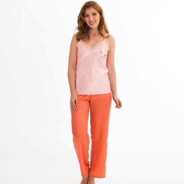 Pyjama - Balade sous les orangers