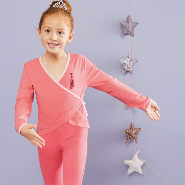 Cache coeur - Ballerina
