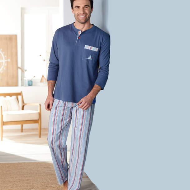 Pyjama - Cap à l\'ouest