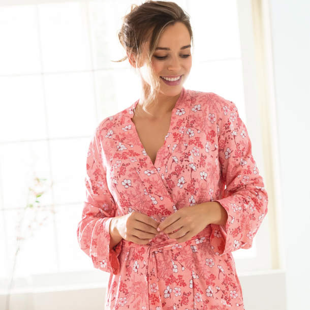 Kimono - Cerisiers enchantés