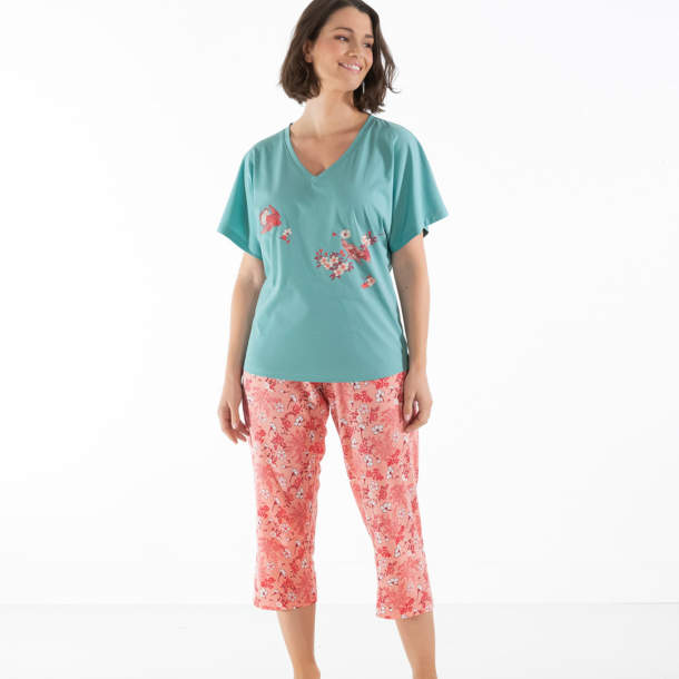 Pyjama - Cerisiers enchantés