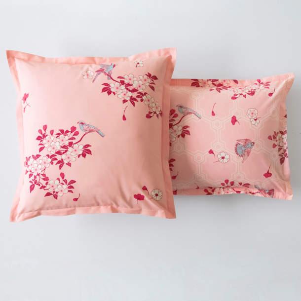 Taie d\'oreiller - Cerisiers enchantés