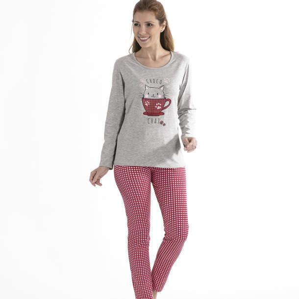 Pyjama - Choco chat