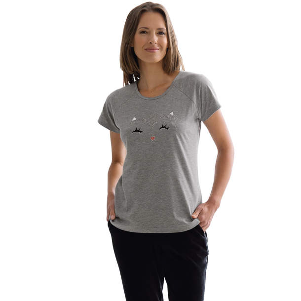 2 T-shirts - Chouettes moments
