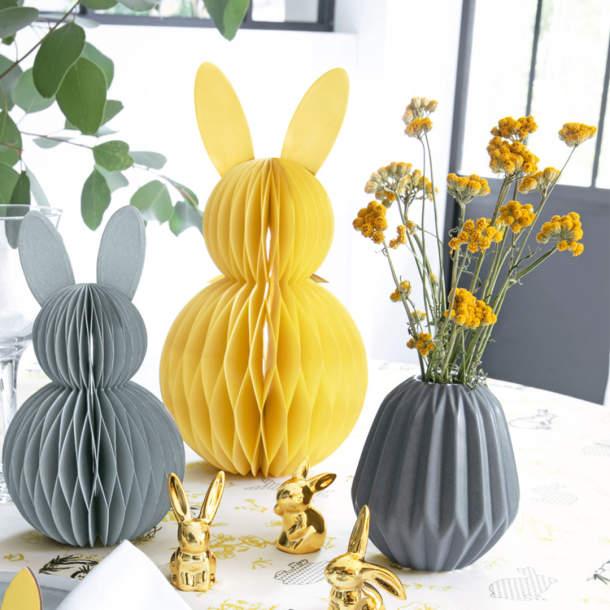Vase origami - Contes de Printemps