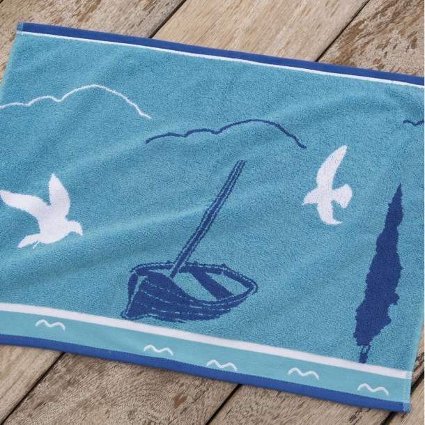 Tapis de bain - Cyclades