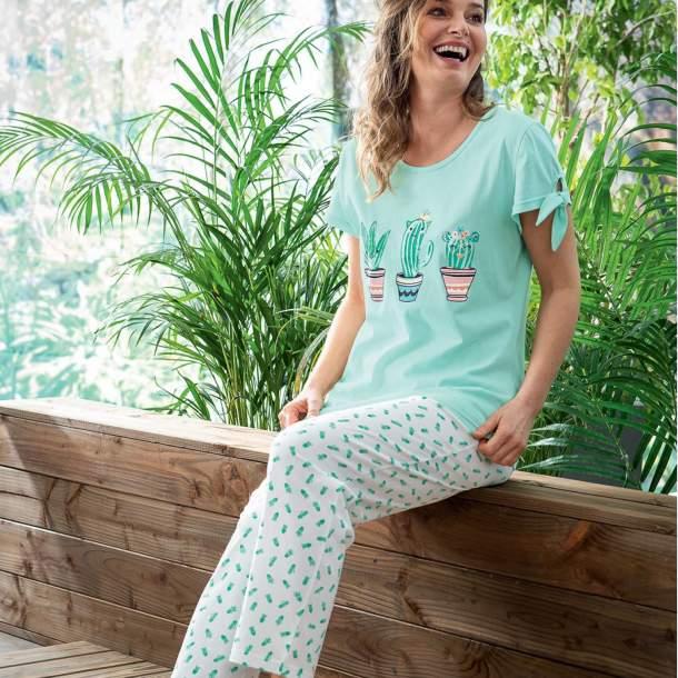 Pyjama - Des cactus et moi