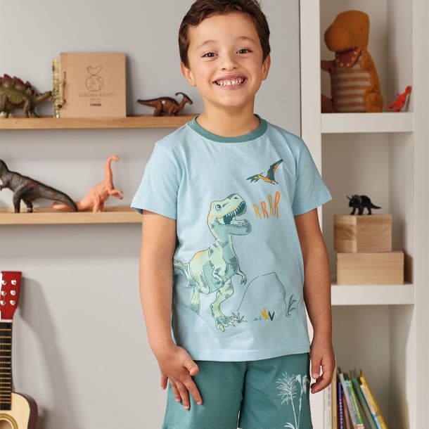 Pyjama court enfant - Dino et compagnie