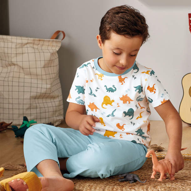 Pyjama long enfant - Dino et compagnie