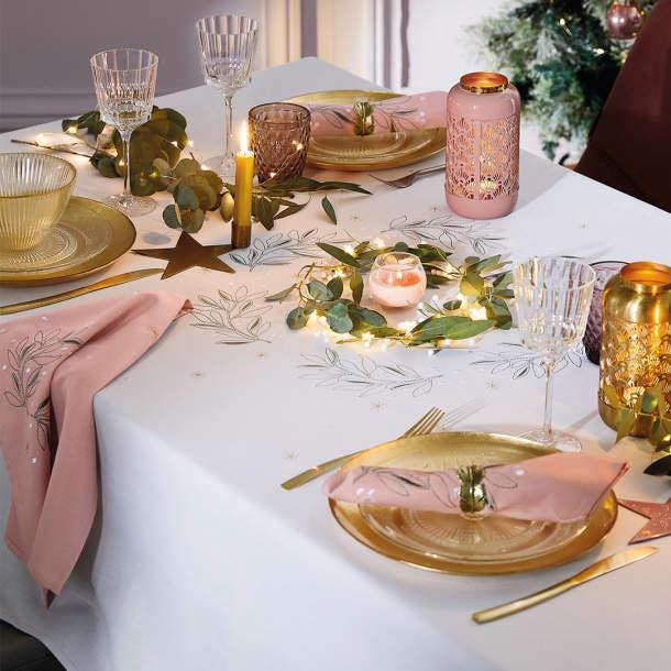 Serviette de table - Douce invitation