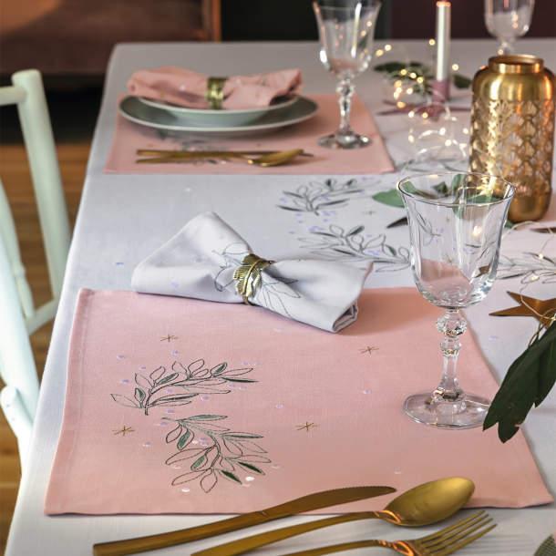 Sets de table - Douce invitation