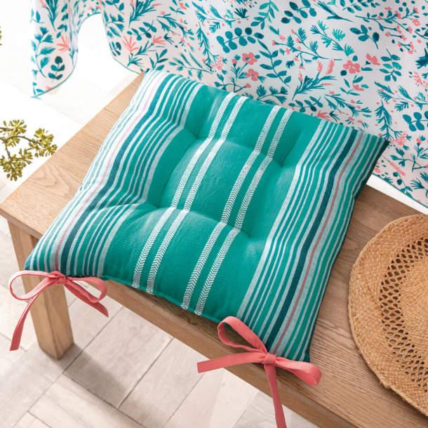 Coussins de chaise - Douceur grenadine