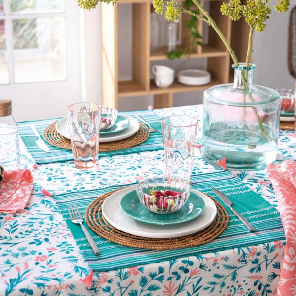 Sets de table - Douceur grenadine