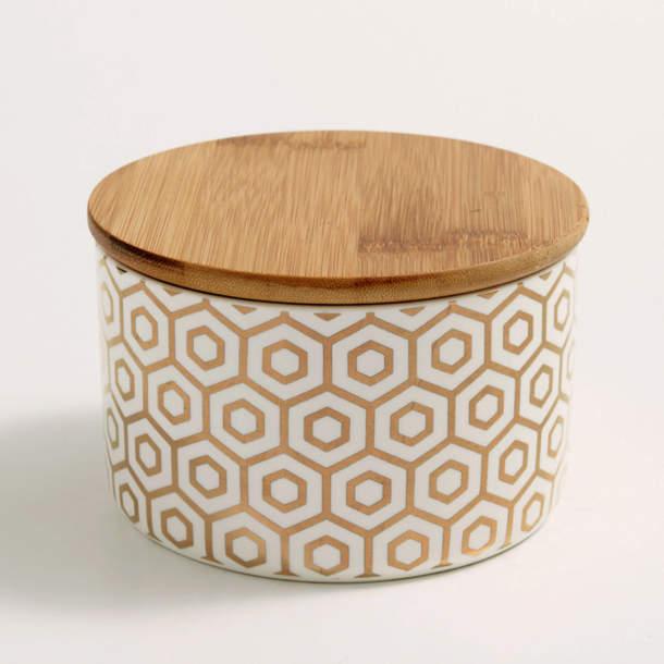Pot en céramique - Douceur poudrée