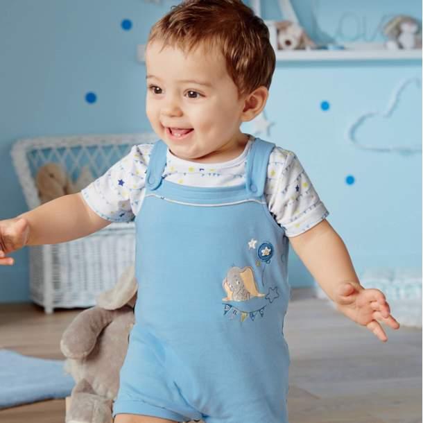 Salopette bébé - Dumbo