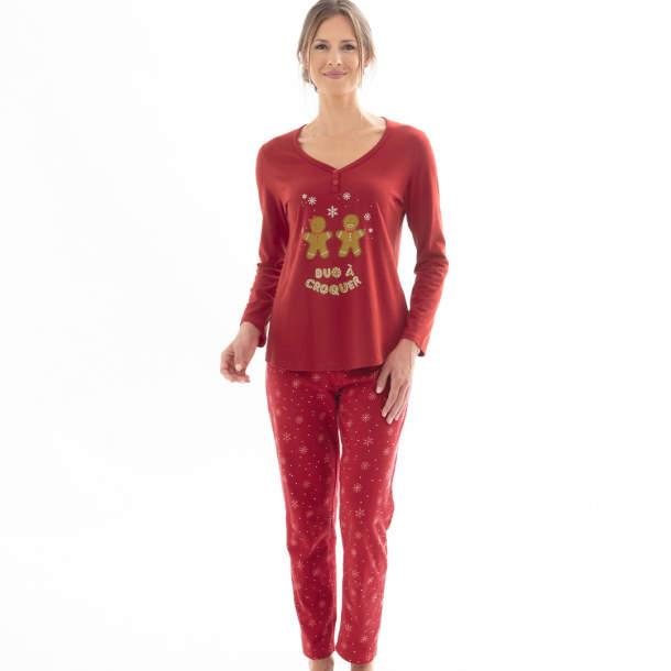Pyjama - Duo à croquer