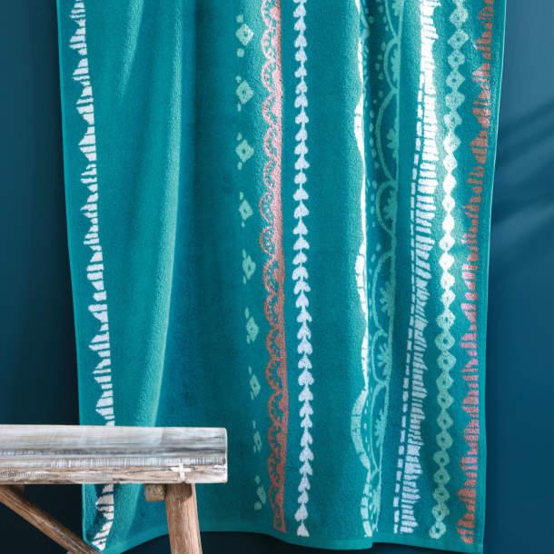 Drap de plage - Eaux turquoises