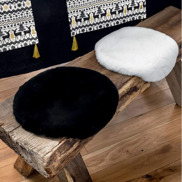 Galettes de chaise - Eclat d\'or