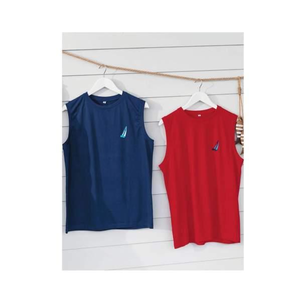 2 Tee-shirts - En mer