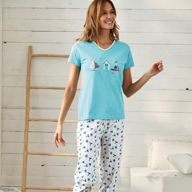 Pyjama - Face à la mer