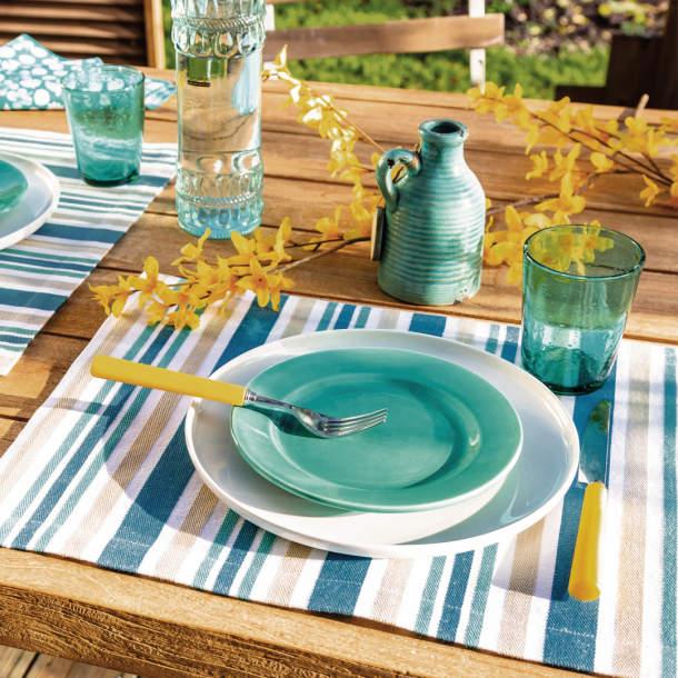 Sets de table - Farniente au soleil