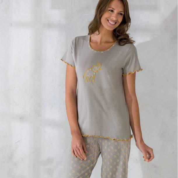 Pyjama - Fleur d\'ambre