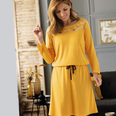 Chemise de nuit femme