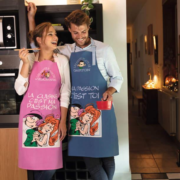 Tablier - Gaston et Jeanne