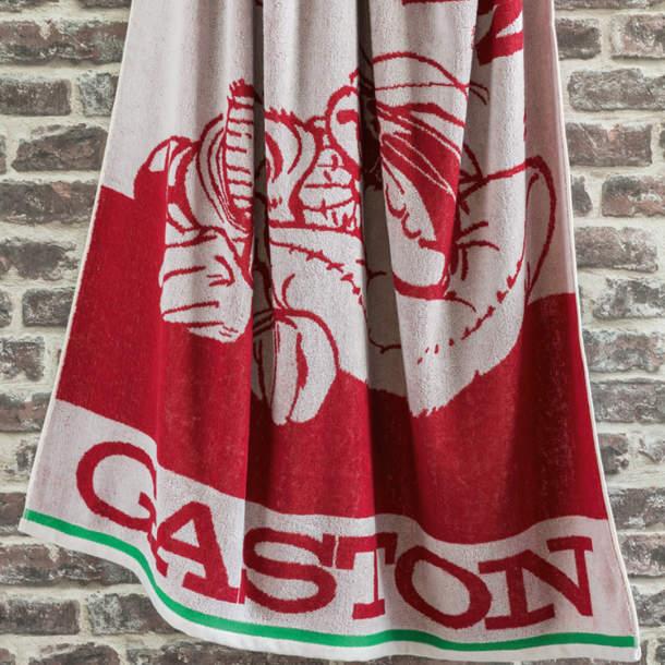 Drap de plage - Gaston Lagaffe