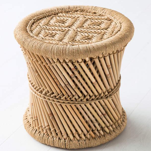 2 poufs gigognes - Hacienda