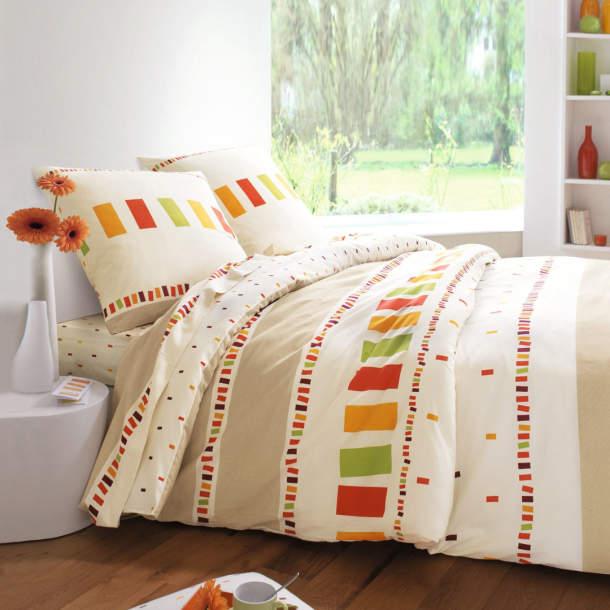 Parure de lit drap Harmonic