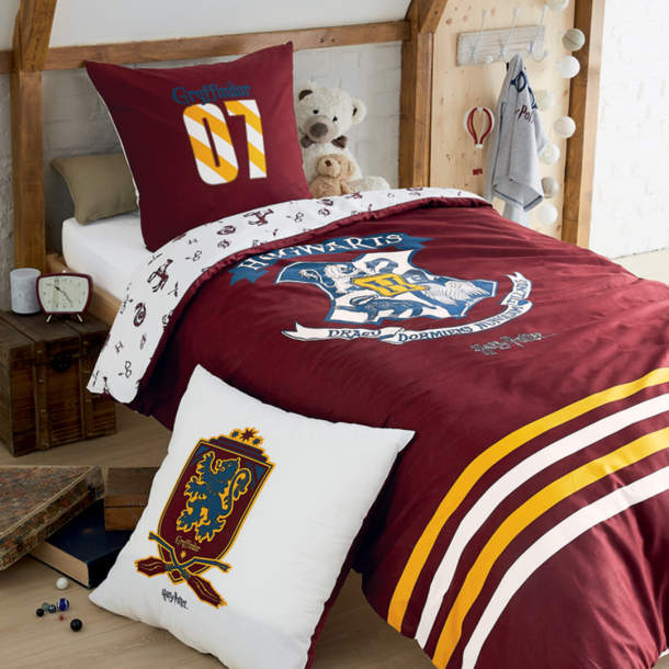 Housse de couette - Harry Potter