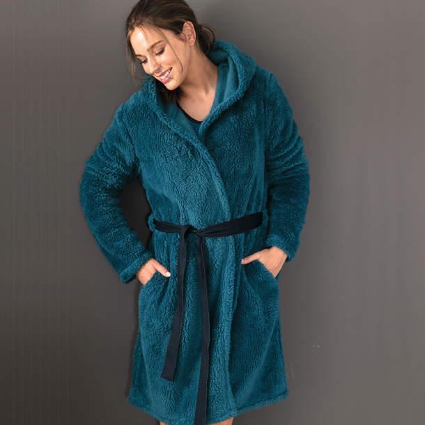 Robe de chambre - Hiver folk