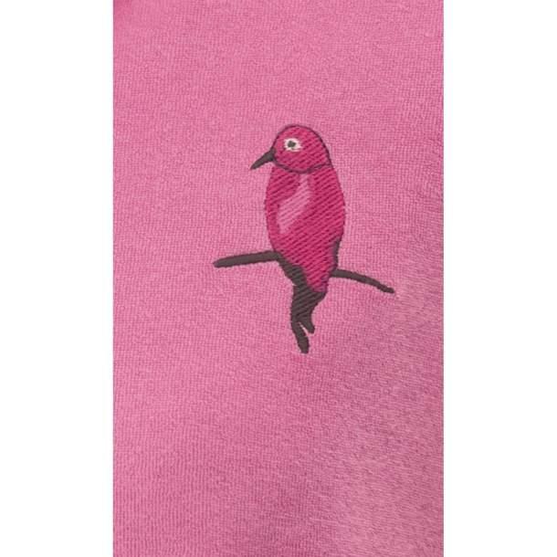 Peignoir éponge zippé - Jolie Ritournelle