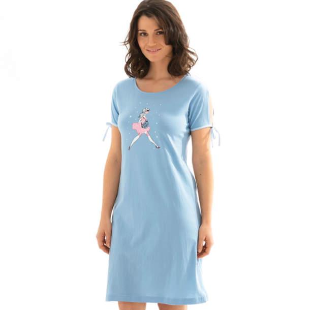 Maxi T-shirt - L\'été à Saint Tropez