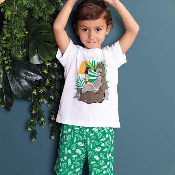 Pyjama court enfant - Le livre de la jungle