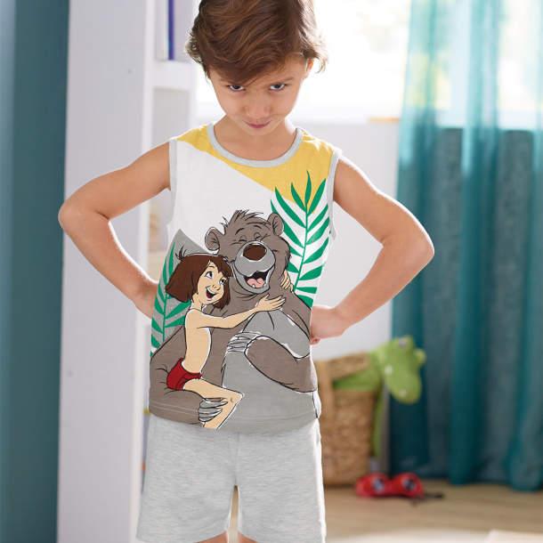 Pyjama enfant - Le livre de la jungle